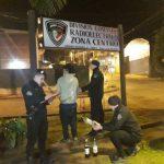 Un detenido por ocasionar disturbios en Villa Ghunter