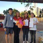 Estudiantes de Oberá se comprometieron con el ambiente misionero