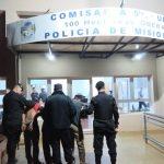 La Policía detuvo a tres sujetos acusados de amenazar de muerte a vecinos en Oberá
