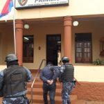 Detuvieron a un hombre que agredió y amenazo de muerte a policías en Oberá