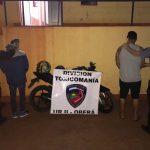Detuvieron a dos jóvenes e incautaron marihuana en Oberá