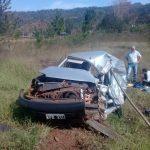 Siniestro vial entre un camión y un automóvil, dejó una persona fallecida
