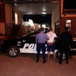 Detuvieron a un joven que agredió a su padre