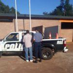 La policía detuvo a un hombre acusado de ocasionar disturbios e intentar agredir a su concubina
