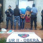 Desbarataron otro «bunker-Narco» y detuvieron a hermanos profugos de la justicia