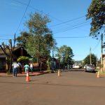 Vecinos de Loma Porá piden semáforos por los continuos accidentes de tránsito