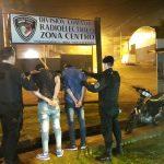 Operativo de Nocturnidad: cuatro detenidos; cuatro demorados y una motocicleta secuestrada