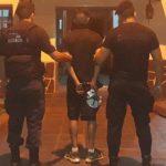 Detuvieron a un joven acusado de amenazar de muerte con un machete a su vecina