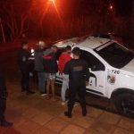 Un joven y dos adolescentes fueron demorados por ocasionar disturbios