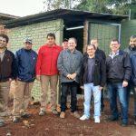 El barrio Las Palmas ya cuenta con conexión a la Red de Agua Potable