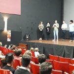 Jejou se estrenó con la sala de Espacio INCAA repleta