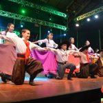 Los pequeños le pusieron calor al cierre de la Pre Fiesta del Inmigrante