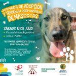 El sábado jornada de adopción y tenencia responsable de mascotas