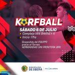 Exhibición de Korfball