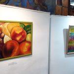 Muestra artística en Casa de la Cultura