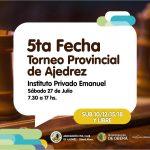 Torneo Provincial de Ajedrez