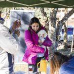Vacunaron a más de 100 mascotas en Villa Mousquere