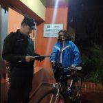 La policía recuperó una bicicleta robada y demoró a un adolescente de 14 años
