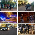 Operativo de Alto Impacto: 2 detenidos; 11 motocicletas, 1 vehículo y 7 licencias retenidas