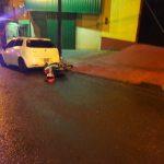 Siniestro vial dejó como saldo una mujer lesionada en Oberá
