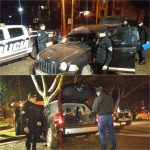 La policía recuperó un «Jeep» de alta gama robado en Buenos Aires