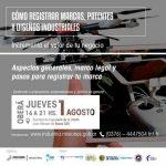 Cómo registrar marcas, patentes y diseños industriales