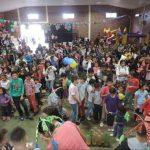 El domingo gran fiesta para los niños en la Parroquia Cristo Rey