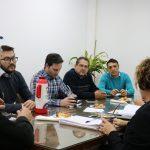 El municipio coordinó actividades con el Ministerio de Agricultura Familiar