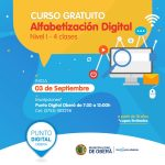 Curso de Alfabetización Digital