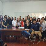 Capacitación a estudiantes de la carrera de turismo del Ipesmi