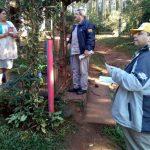 Tareas de prevención de chagas en zona rural del municipio de Oberá