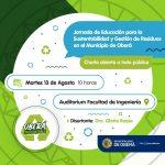Jornada de Educación para la Sustentabilidad y Gestión de Residuos