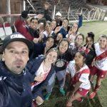 Selecciones de Ligas- Las chicas clasificaron al Regional!!