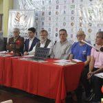 Se presentó el programa y las actividades de la 40ª Fiesta Nacional del Inmigrante