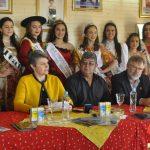 Lanzamiento en Hohenau, sede de la Fiesta hermana que crece