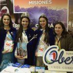 Oberá presente en la Feria de Turismo Regional