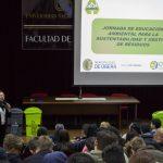 Iniciaron las jornadas de educación para la sustentabilidad y gestión de residuos.