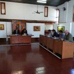 Se realizó la 21° Sesión Ordinaria del Concejo Deliberante