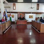 Se realizó la 22° Sesión Ordinaria del Concejo Deliberante