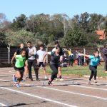 Atletismo zonal en los Juegos Deportivos Misioneros