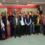 Se presentó en Sáenz Peña la 40° edición de la Fiesta Nacional del Inmigrante