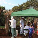 Vacunación Antirrábica en barrios de Oberá
