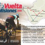 La Vuelta a Misiones marcará el inicio de las competencias nacionales de ciclismo en ruta