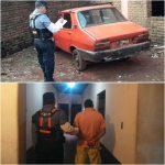 Secuestraron un vehículo y detuvieron preventivamente al conductor