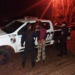 La policía detuvo a un hombre que intentó robar elementos de una vivienda