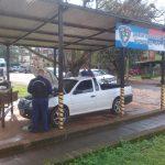 Secuestraron un vehículo adulterado en Oberá