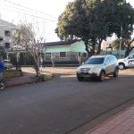 Colisionaron un automóvil y una motocicleta y no se registraron lesionados