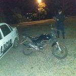 Siniestros viales dejaron como saldo dos motociclistas lesionados