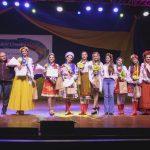 Multitudinario IV encuentro de ballets ucranianos