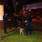 Robaron un perro, quisieron cobrar recompensa y fueron detenidos
